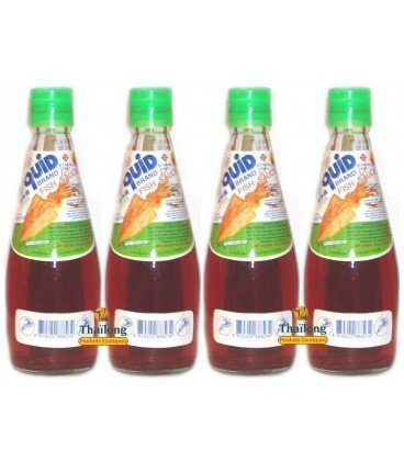 Sauce de poisson 300 ml SQUID BRAND