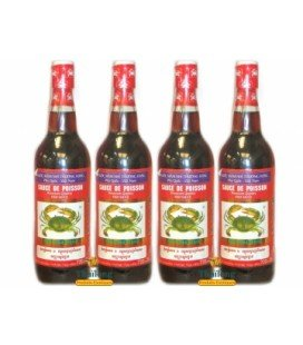 Sauce de poisson 720 ml ROYAL CRABE