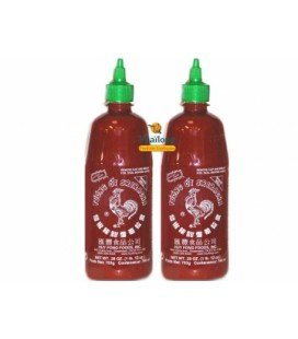 Sauce piment forte 740ml HUY FONG