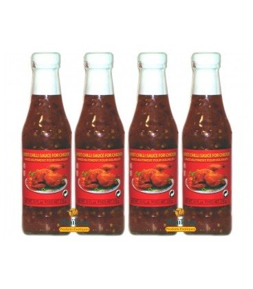 Sauce piment volaille 350 g COCK