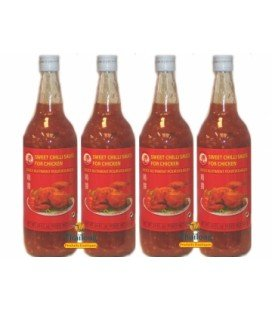Sauce piment volaille 800 g COCK