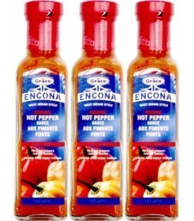 Sauce piments forts 142ml