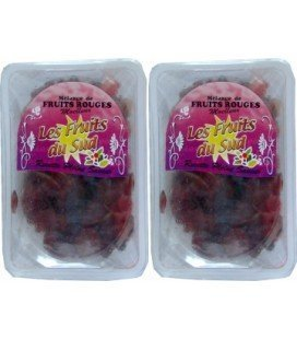 Mélange de fruits rouges 200g