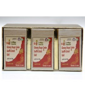 GINSENG ROUGE SOUFFLE GOLD 6 ANS