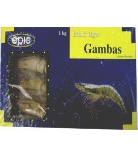 Gambas Black Tiger EPIC 6-8