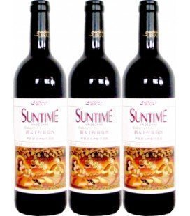 Suntime Vin Rouge de Chine 75 cl