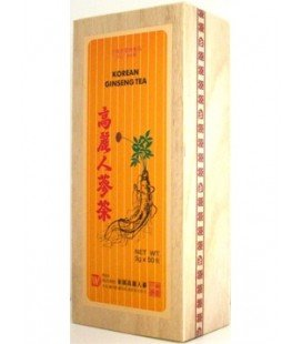 THE GINSENG DE COREE 50 sachets