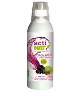 ACTINAT BIO CIRCULATION 7 plantes