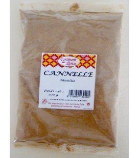 Cannelle moulue 100g