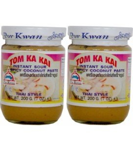 Pâte Tom Ka Kai Thai 200g