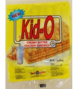 Kid-O creamy butter sandwich