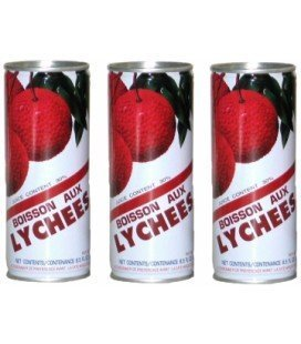 Boisson lychee 25 cl COCK