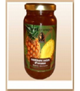 Confiture extra d'ananas 450g