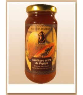 Confiture extra de papaya 450g